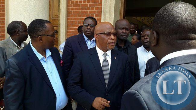 Nevers Mumba at supreme court.Courtesy Mwebantu