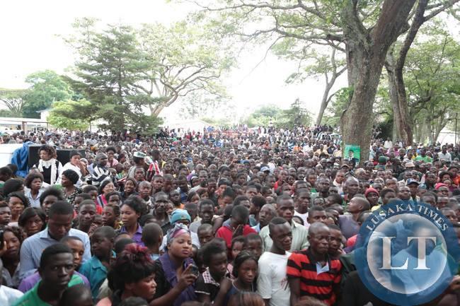 PF Luwingu Rally
