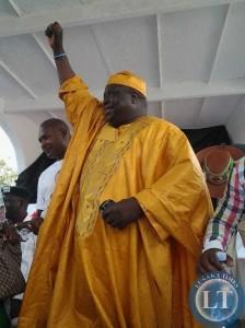 Chisimba Kambwili