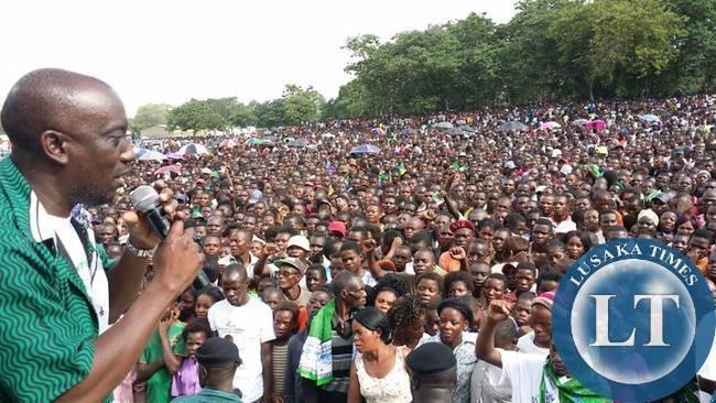 Samfya Rally