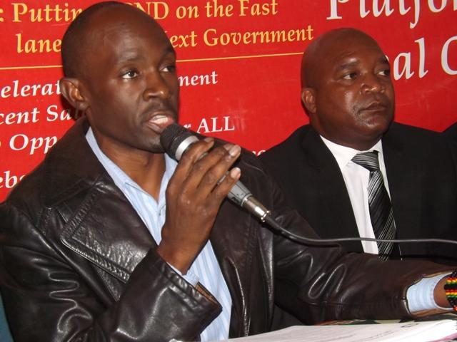 UPND Deputy Spokesperson Edwin Lifwekelo