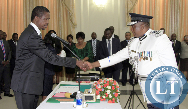 Zambia : Wear police uniform illegally at own peril