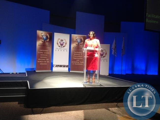 Swaziland Minister Lindiwe Dlamini