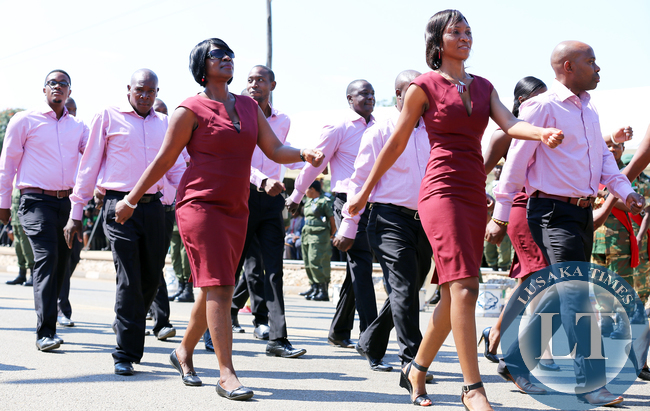 Labour Marching in fashion