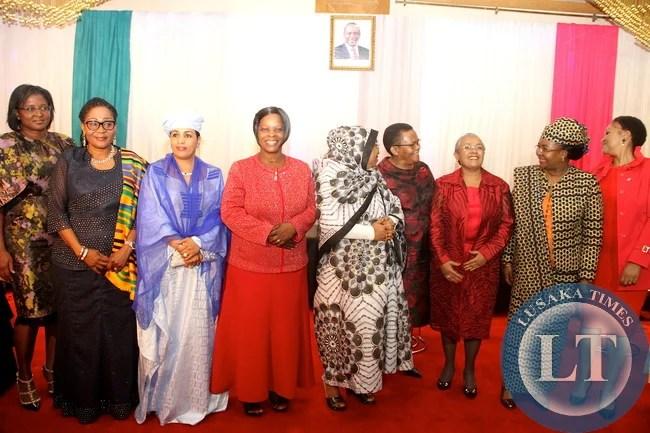 FIRST LADY ESTHER LUNGU-NAIROBI COCKTAIL 33