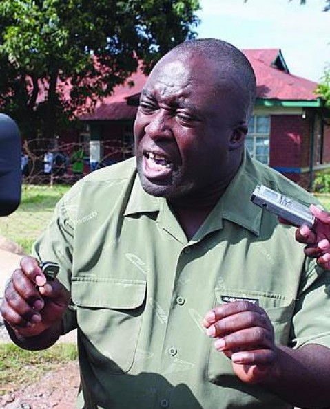 Copperbelt Minister Mwenya Musenge