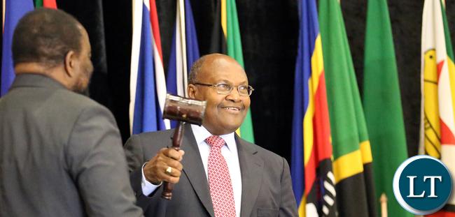 Kennedy Mutambo Botswana minister of finance 6567