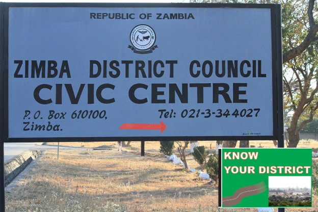 Zimba District