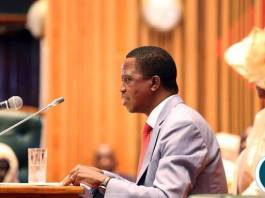 President Edgar Lungu Address Parliament