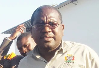 Deputy Minister of Health Chitalu Chilufya