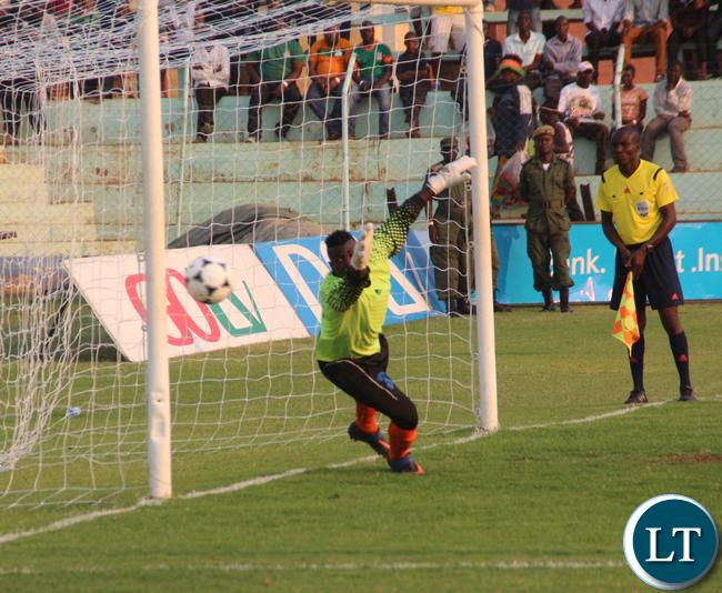 Henry Banda failed penalty