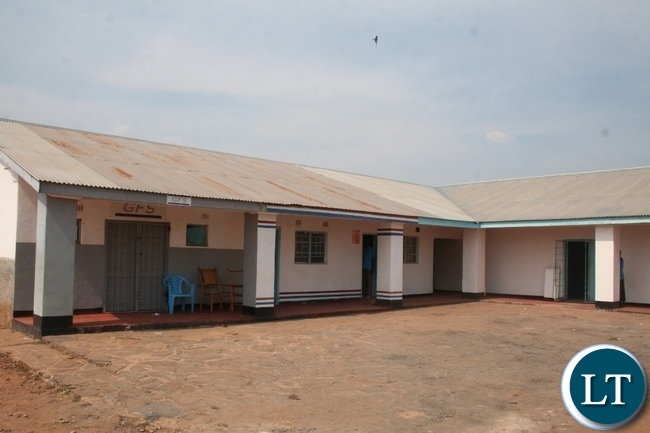 Lumwana mining company has constructed Mukamena Multipurpose cooperative centre at a total cost of K240,000 to enhance income levels among the communities in Mutanda area. Above, the centre will be used for various business ventures such as manufacturing, carpentry and tailoring