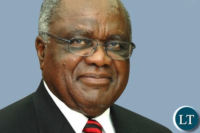 Former Namibia President Ipukefinye Pohamba