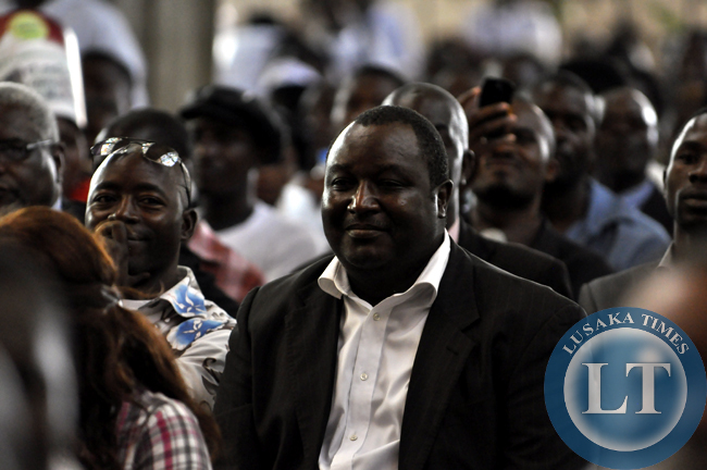 Katuba MP Jonas Shakafuswa
