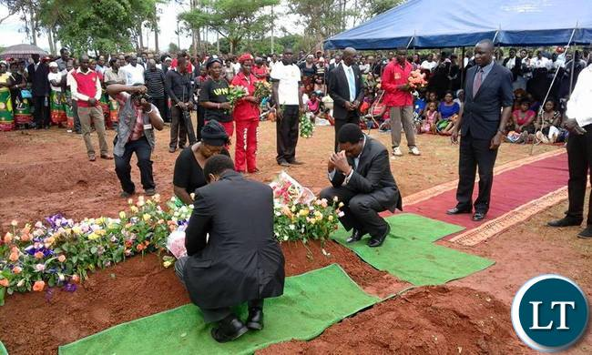 HH pays last respects to late Simusamba