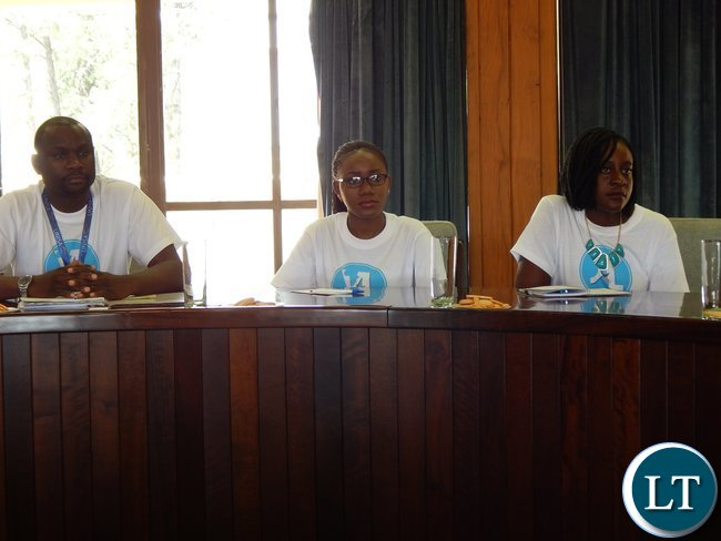 Graduates of the YALI leadership programme