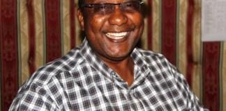 UPND Vice President Geoffrey Bwalya Mwamba