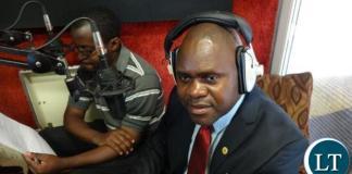 Michael Chilala Examinations Council of Zambia Director