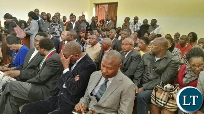 Court Session