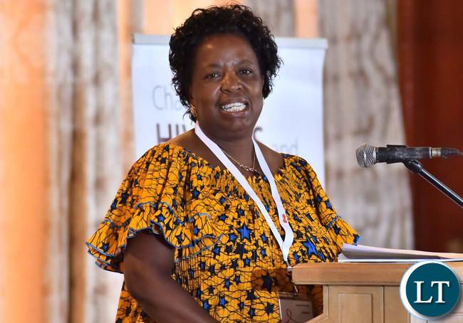Joyce Nonde-Simukoko