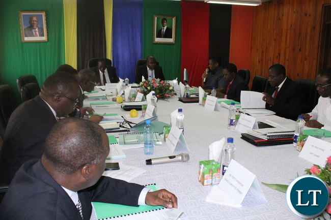 TAZARA Board meeting