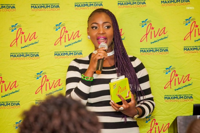 Cleo Ice Queen Society For family health Maximum DIVA Brand Ambasaddor