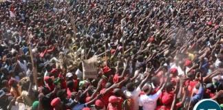 HH team in Bweenga