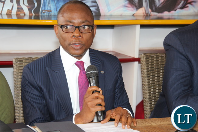 ECOBANK MD Mr. Kola Adeleke.