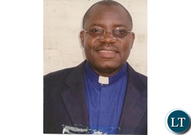 Bishop Evans Chinyemba
