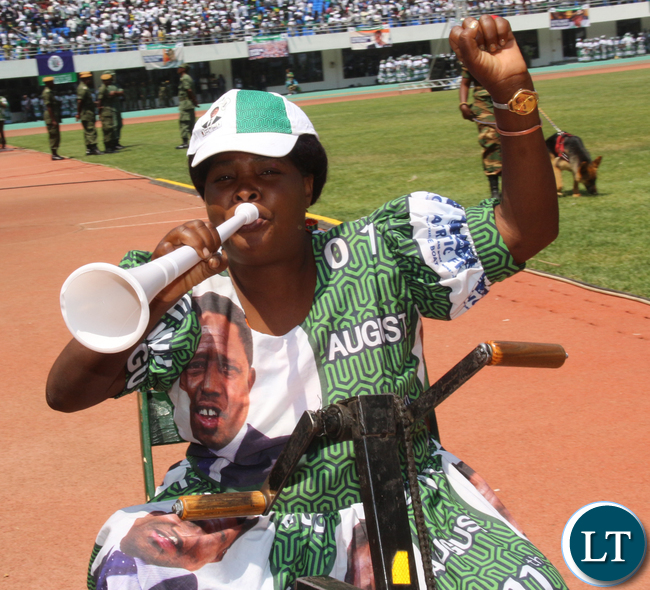 A PF Supporter