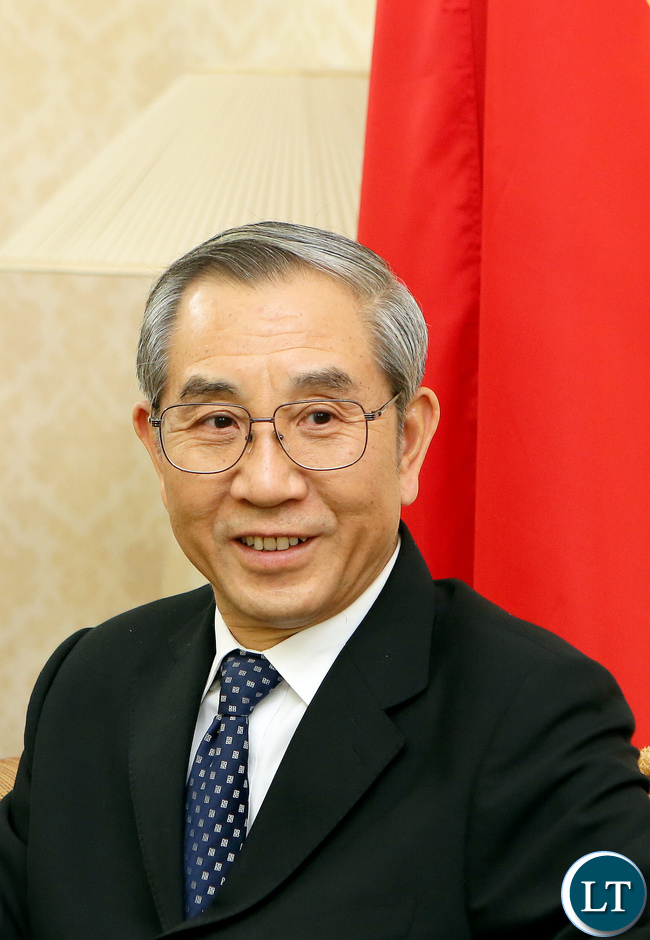 Mr Ma Biao Vice-Chairman of CPPCC