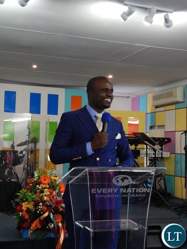 Bread of Life - Midrand Pastor Gideon Kapafu