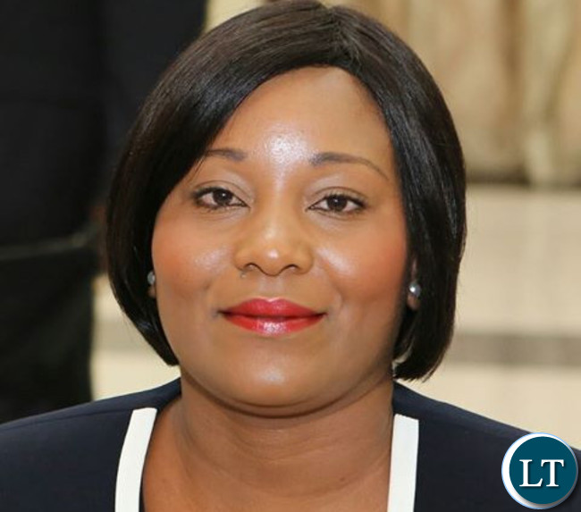 Information and Broadcasting Minister Kampamba Mulenga
