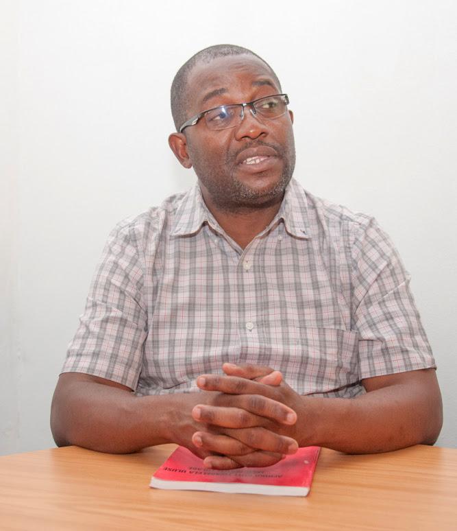 Dr Mulimansenga Michael Chanda