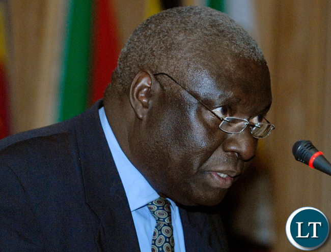 ERB Board Chairman Francis Yamba