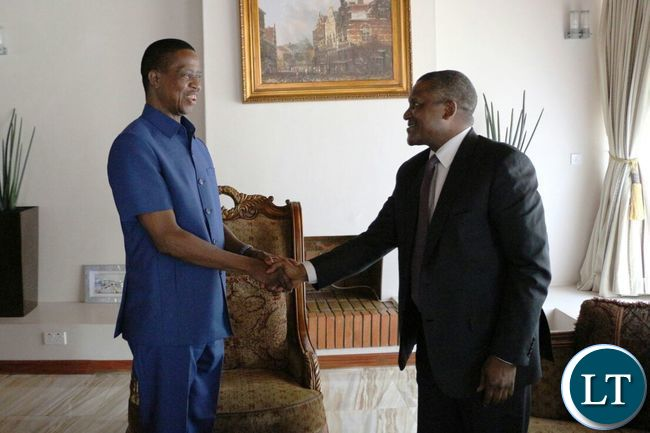 Zambia : Dangote explores investment opportunities in