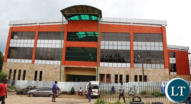 Livingstone Intercity Terminus bus station is completed and only awaiting commissioning any time soon.