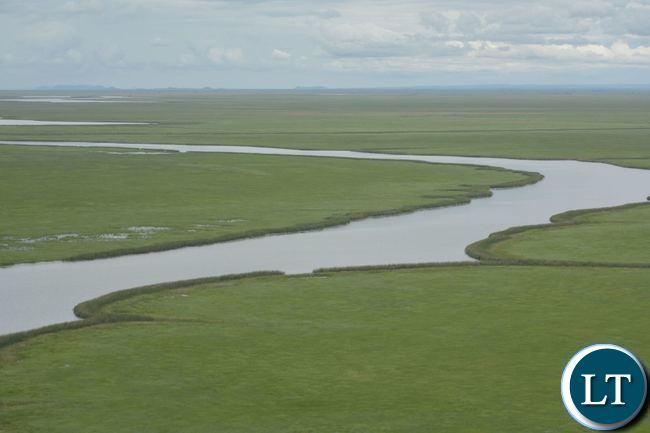 Zambian Wetlands