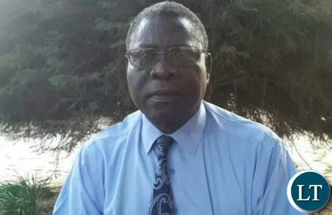 Former Anti Corruption Commission (ACC) Director General Nixon Banda