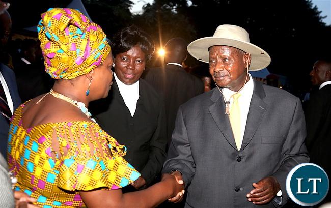 Esther uganda