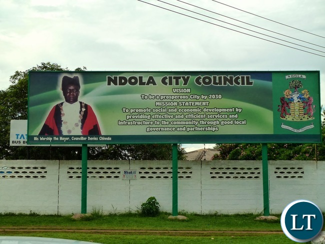 Ndola City Council