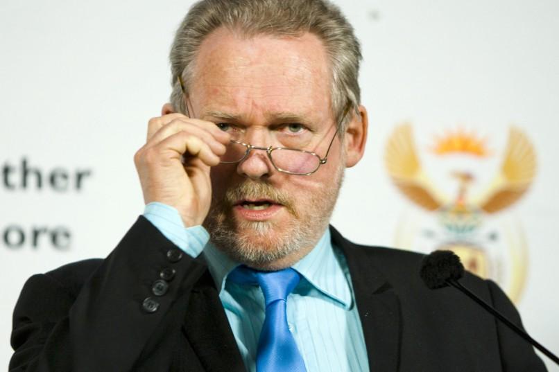 SA Trade and Industry Minister Rob Davies