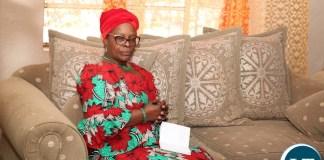 First Lady Esther Lungu