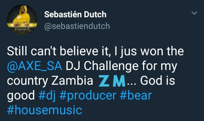 Zambia : DJ Sebastien Dutch to open for Black Coffee in Ibiza after