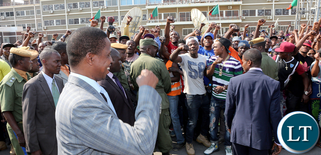 President Lungu Travel To Angola