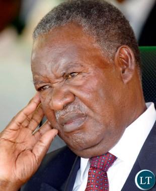 Michael Chilufya Sata