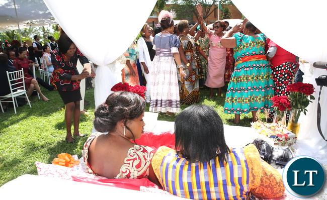 Bridal Shower Zambia