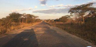 The deplorable Kafue-Chikankata-Mazabuka road