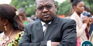 MINISTER of Health Hon Dr Chitalu Chilufya