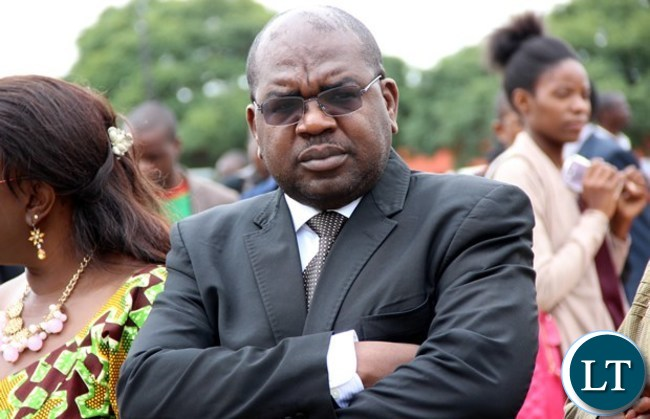 MINISTER of Health Hon Dr Chitalu Chilufya